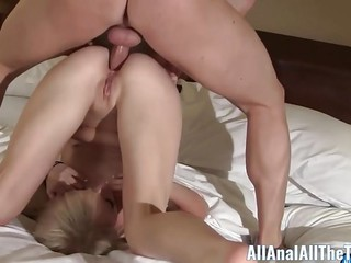 Women in tight clothes anal