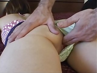 Sex with young lady