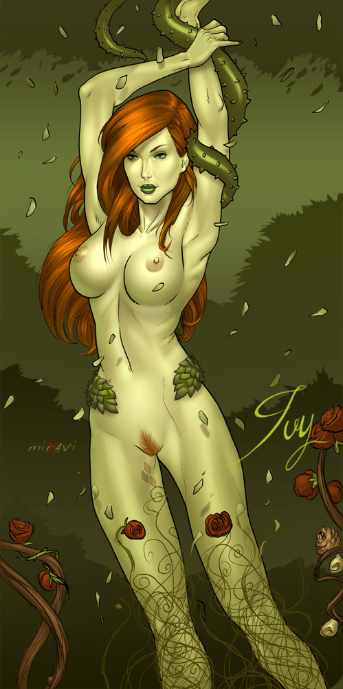 34 rule poison ivy Poison
