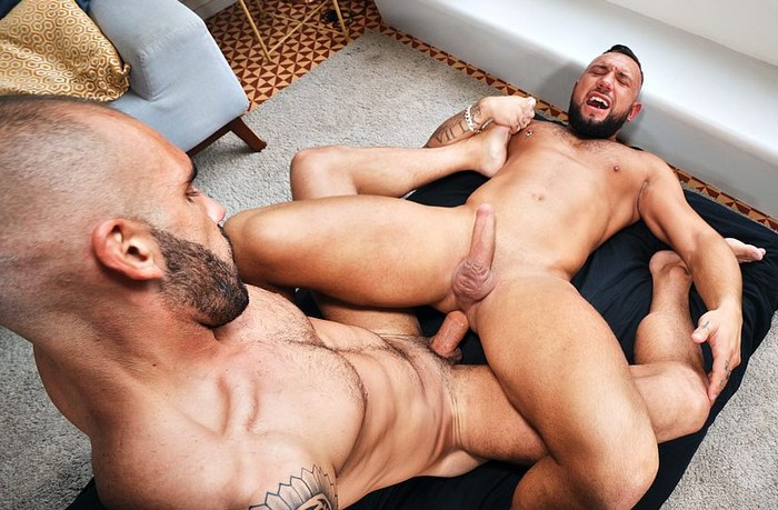 two guys one milf