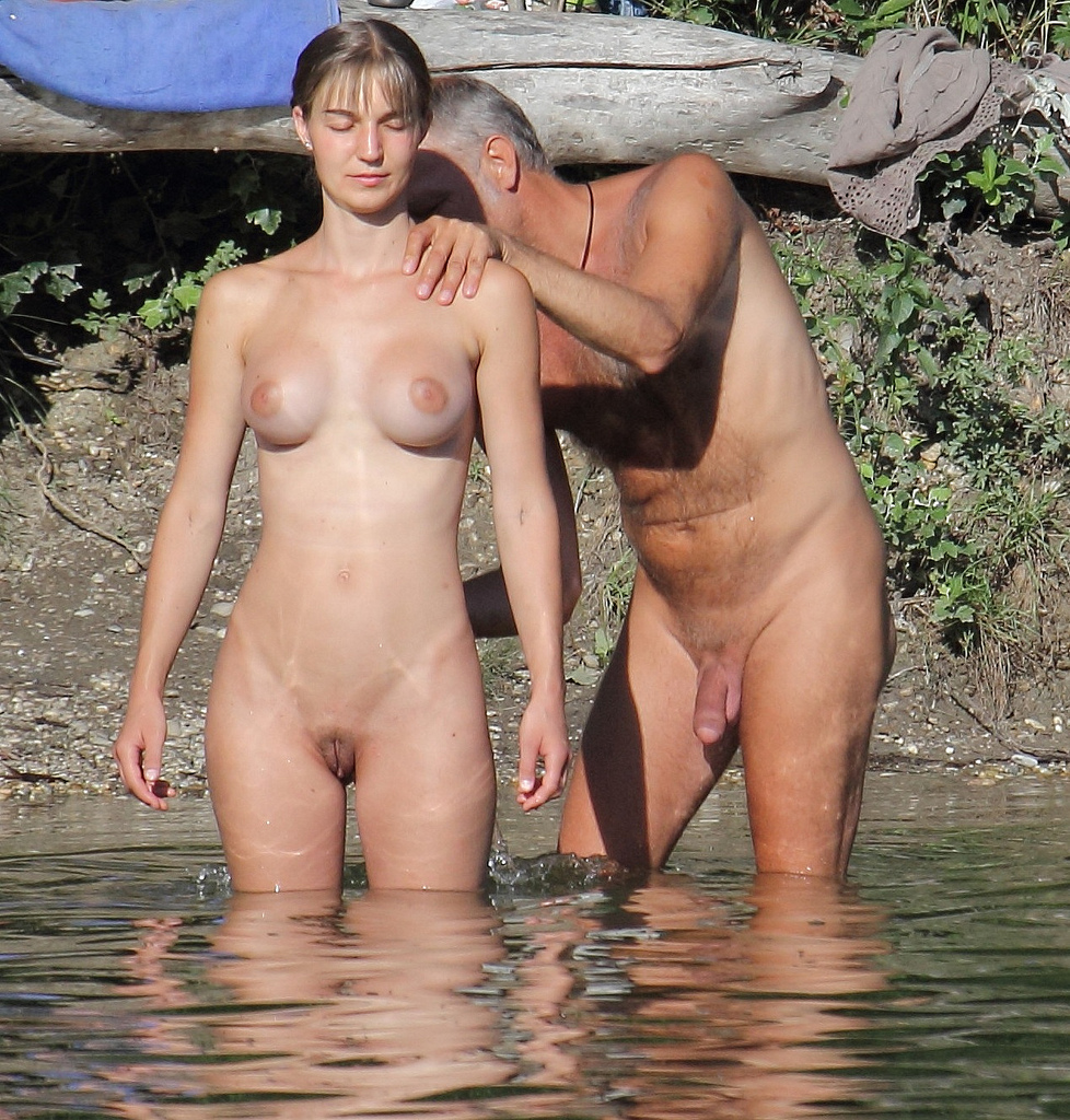 nude 60 year old woman