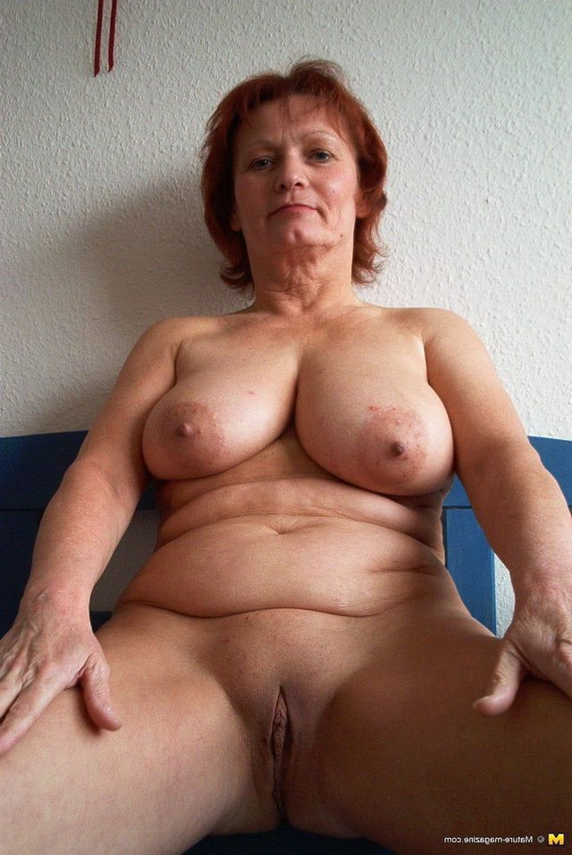 Sixty year old women naked